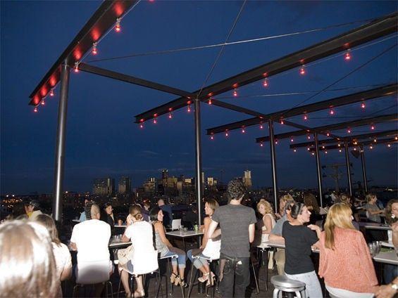 The Ten Best Rooftop Patios In Denver