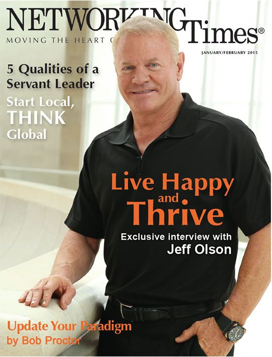 The King of Personal Development who lives to make people better.