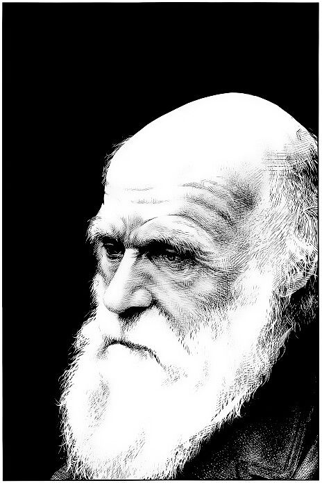 an analysis of charles darwin and his contributions to evolutionary theory Darwin's theory of evolution charles darwin (1809 - 1882) charles darwin was an english naturalist who studied variation in plants and animals during a five-year.
