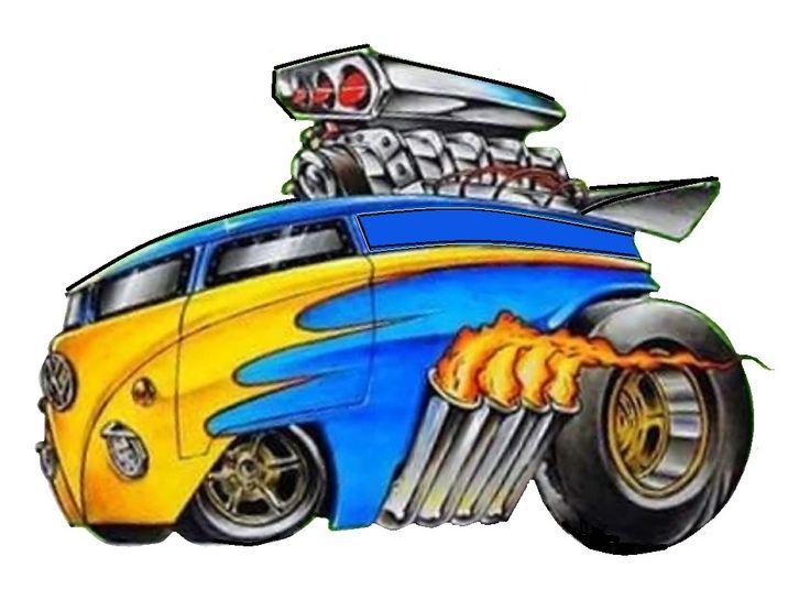 Best Cartoon Muscle Cars Images On Pinterest Cartoon Art