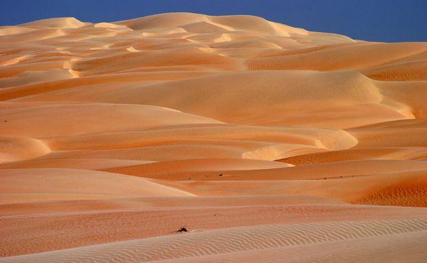 Dunas do Rosado, em Areia Branca, no Rio Grande do Norte. (Dunes of Rosado, in Areia Branca (Yellow Sand), on Rio Grande do Norte State - Brazil)