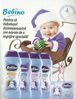 Cosmetice Bebino pentru copii