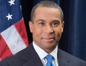"""Once you take personal responsibility for your choices, once you let your values lead you, the journey itself – can be wondrous. Eventually you'll connect with those who share your vision…and that is reward enough."" Gov. Deval Patrick"