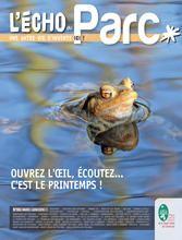 Echo du Parc no 66- Edition mars-juin2015  L'Echo du Parc, magazine trimestriel édité par le Parc naturel de la Haute vallée de Chevreuse pour informer les habitants du territoire. telechargeable sur le site du Parc
