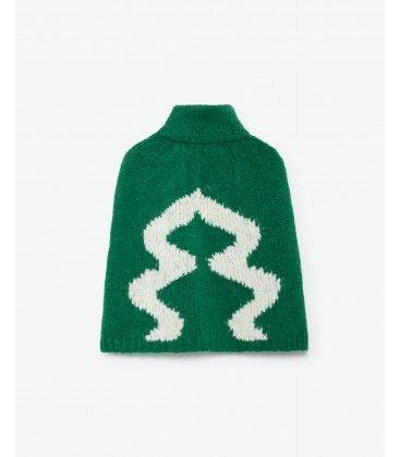 Ferret - Electric Green Skirt
