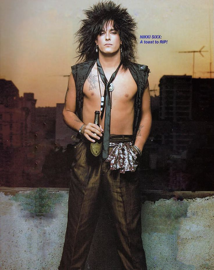 17 Best Images About Looks That Kill On Pinterest Tommy Lee Debbie Harry And Sebastian Bach