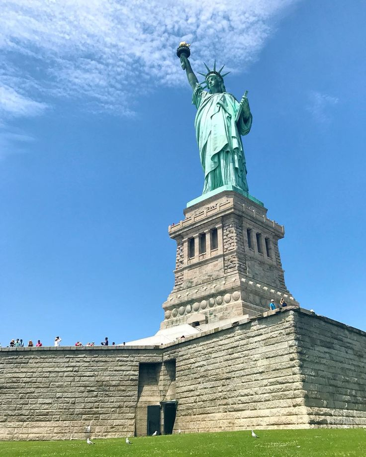Happy 4th of July from our nation's greatest symbol of freedom hope and liberty!