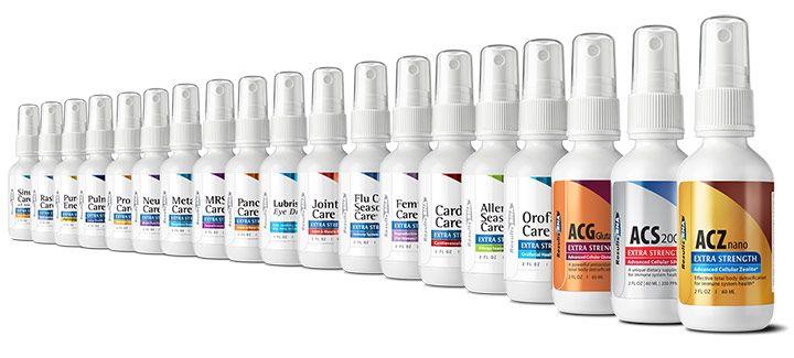 rRNA Intra-oral Sprays