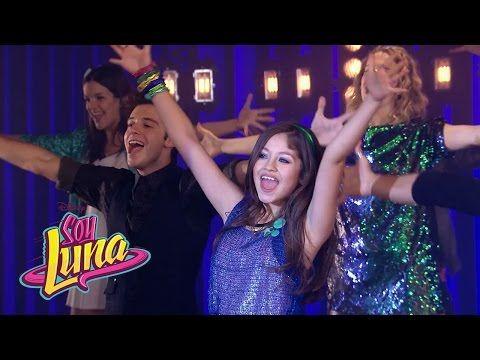 Soy Luna - Momento Musical - Open Music #3: Valiente - YouTube
