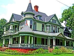 Victorian home from Texas. by proteamundi