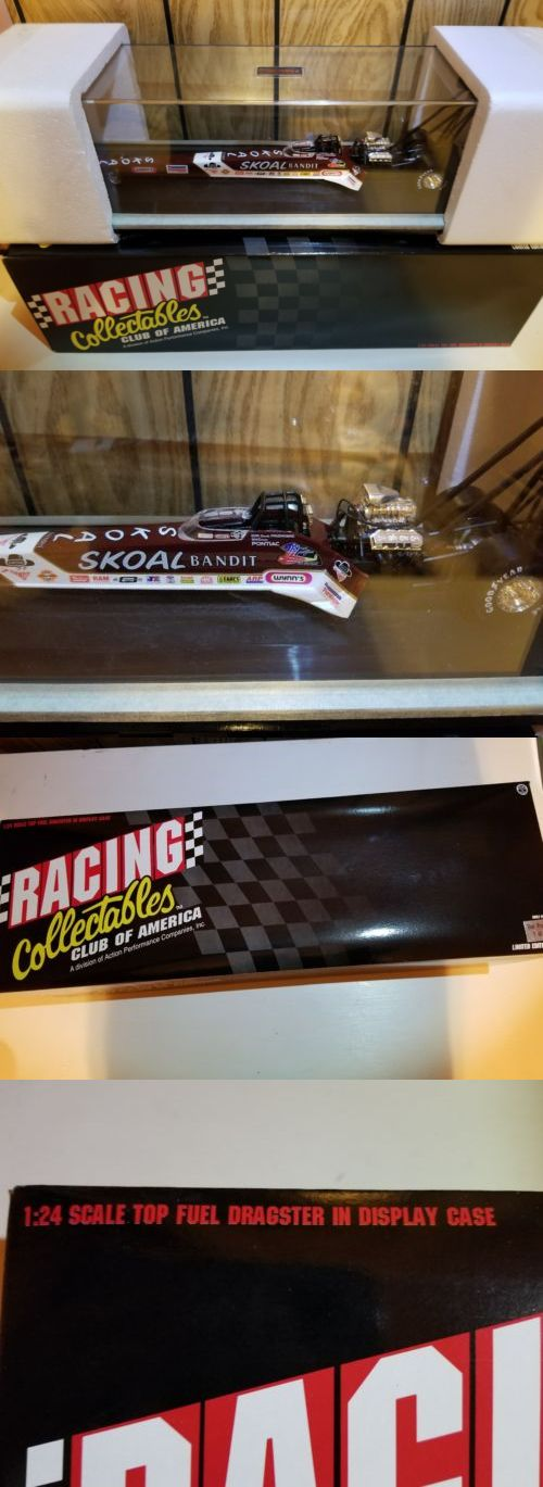 Racing-NHRA 2878: 1:24 Don Prudhomme Skoal Top Fuel Dragster Racing Collectables Display Case -> BUY IT NOW ONLY: $59.95 on eBay!