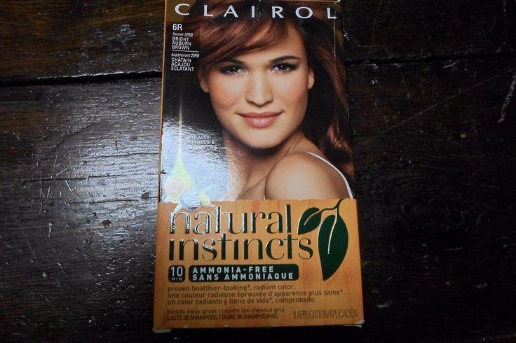 Clairol Natural Instinct