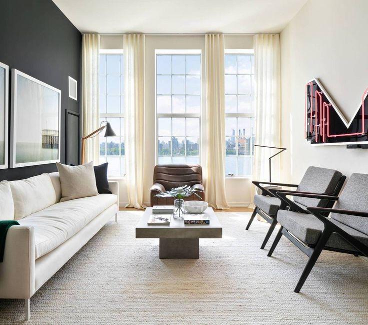 Die besten 17 Bilder zu Design Milk + Domino Black, White + Wood - farben für küchenwände