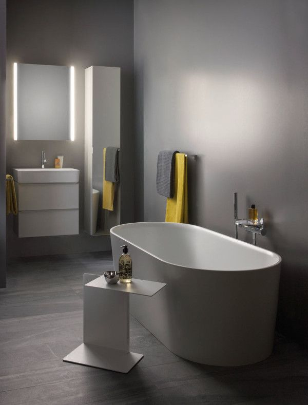 The Making of Laufen's VAL Bathroom Collection by Konstantin Grcic \\\ Photo courtesy of Laufen