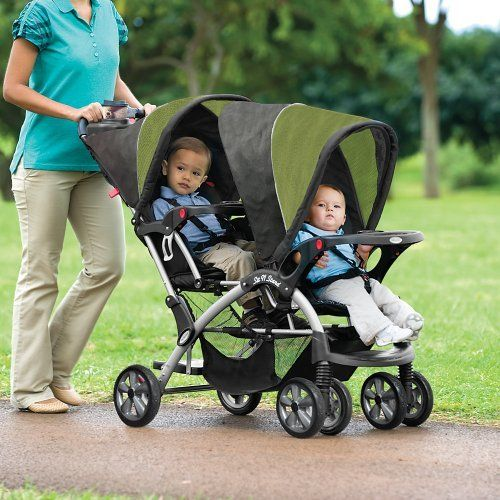 Baby Trend Sit N Stand Double Stroller Pistachio: 30 Best Images About Baby Trend Sit N Stand Double