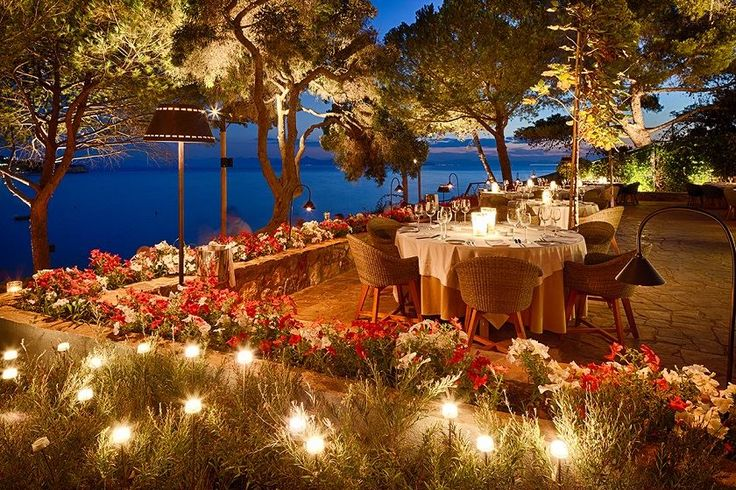 Ithaki Restaurant Bar Terrace, Vouliagmeni, Greece