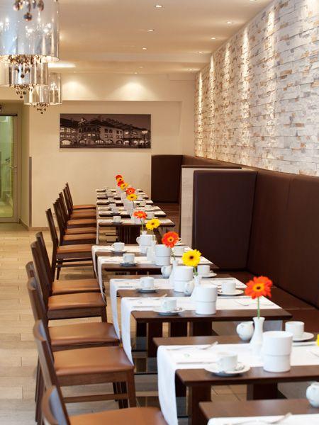 Restaurant   H+ Hotel München City Centre