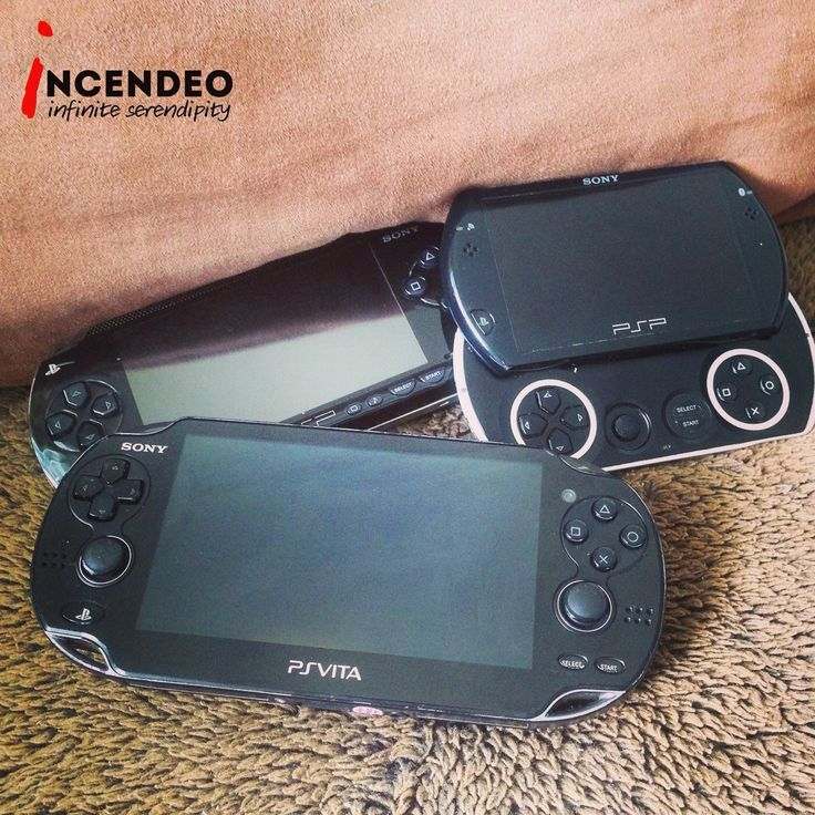 Sony Playstation Portable Game Console, PSP, PSP Go and PS Vita. #sony #playstation #psn #psp #pspgo #psvita #game #fun #play #ps #retro #collection #collectible #throwback #incendeo #infiniteserendipity #索尼 #游戏机 #收藏