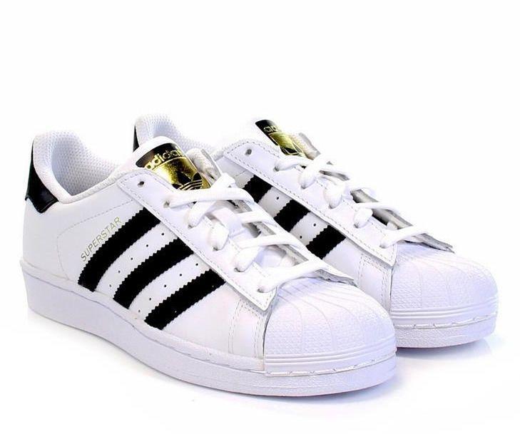 Adidas Originals Superstar Womens Girls Boys Trainers Sizes 3 to 5.5 NEW
