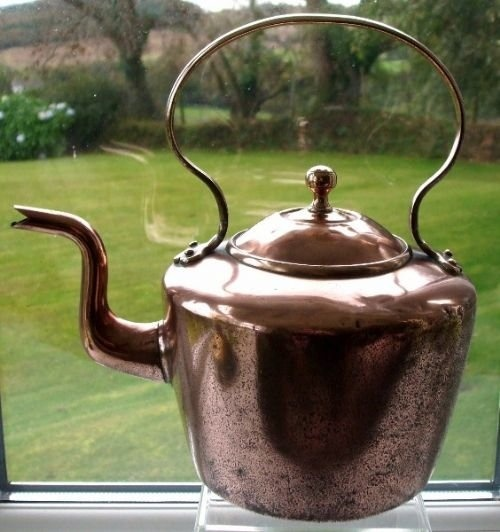 Dating copper kettles