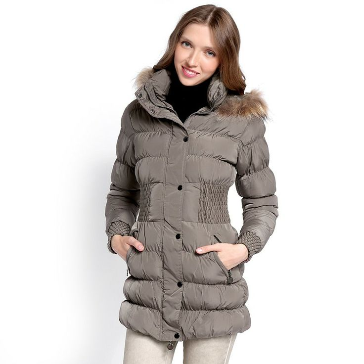 Autumn/Winter 2014 | FULLAHSUGAH FUR TRIM HOOD PADDED COAT | €79.90 | 4415104718 | http://fullahsugah.gr