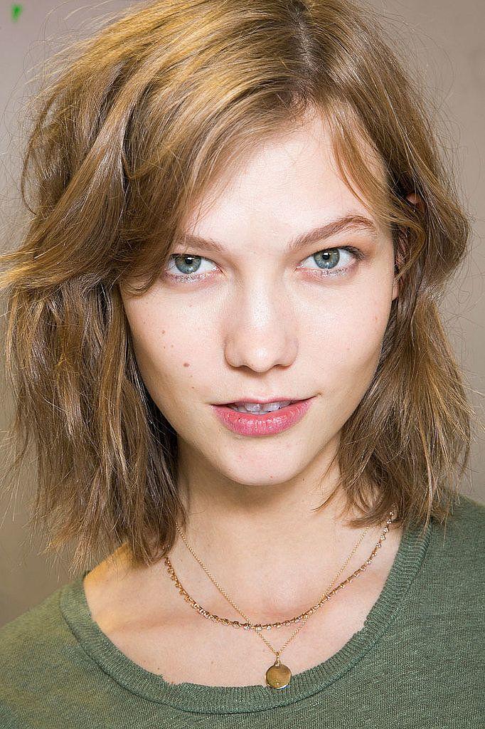 Undone Hair Trend Fall 2014   Paris Fashion Week   POPSUGAR Beauty