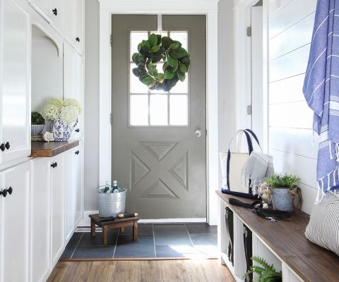 Easy Molding and Trim Work Trick: Figuring Out Tri…