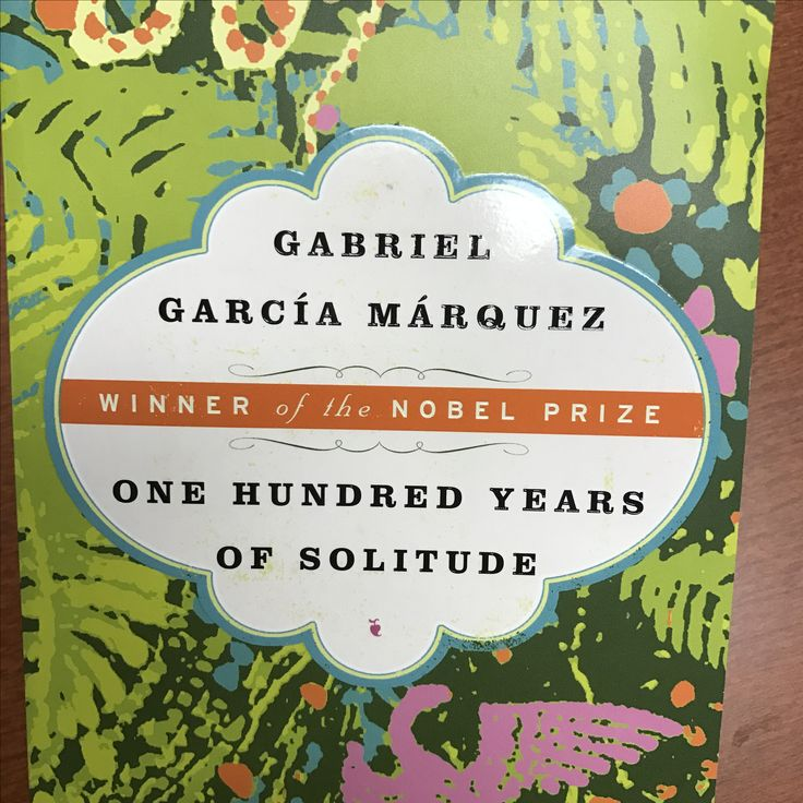 a book report on gabriel marquezs one hundred years of solitude Colombian author gabriel garcía márquez, whose masterpiece, one hundred years of solitude, won the nobel prize for literature, passed away thursday in mexico at the age of 87 colombia's.