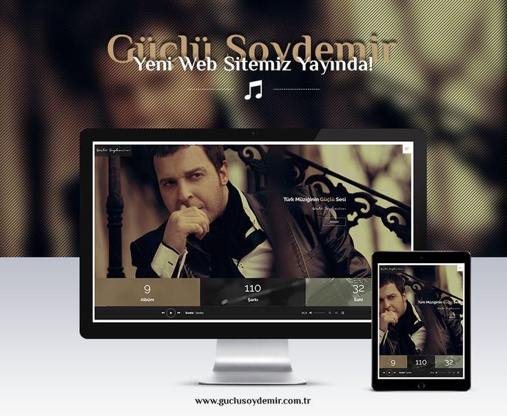 Yeni Web Sitemiz Yayında! Güçlü Soydemir resmi web sitesinden güncel bilgilere ulaşabilirsiniz.  www.guclusoydemir.com.tr