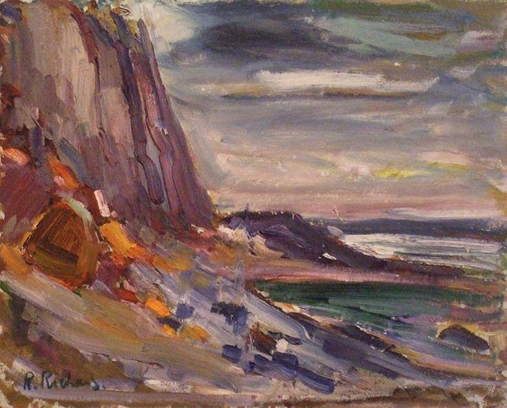 Thompson Landry Gallery - René Richard