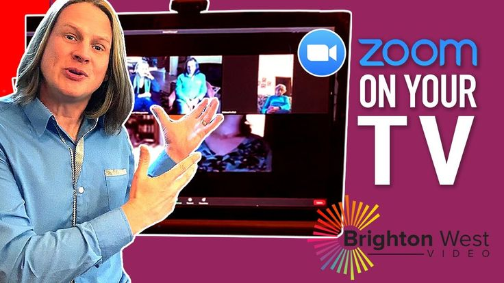 How to View Zoom Meeting on TV in 2020 Zoom video