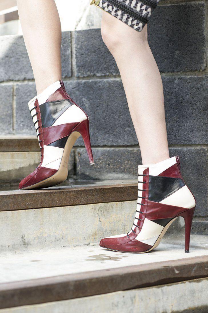 Pin for Later: Die 15 größten Mode Fauxpas – und wie man sie am besten vermeidet Kann ich in diesen Schuhen laufen?