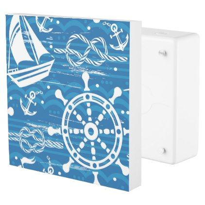 #personalize - #Beach sailboat and ships wheel outlet cover