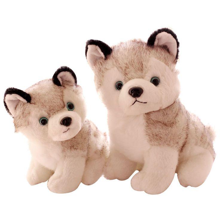 $8.09 (Buy here: https://alitems.com/g/1e8d114494ebda23ff8b16525dc3e8/?i=5&ulp=https%3A%2F%2Fwww.aliexpress.com%2Fitem%2FGenuine-Husky-Plush-Toys-Doll-Creative-Gift-for-kids-Brithday-Gift-Pelucias-Toy-Peluche-Juguetes-Animals%2F32605662235.html ) Genuine Husky Plush Toys Doll Creative Gift  for kids Brithday Gift Pelucias Toy Peluche Juguetes Animals 18cm for just $8.09