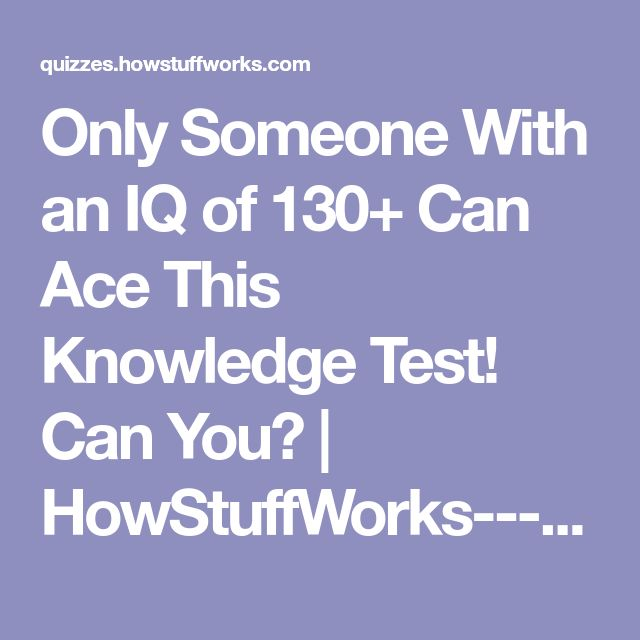 The Best Iq Ideas On Test Your Iq Iq Quizzes