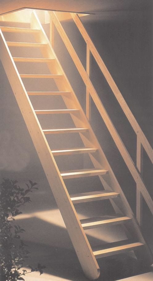 Cottage Spacesaver Stair Kit Accessories From Staircase Kits