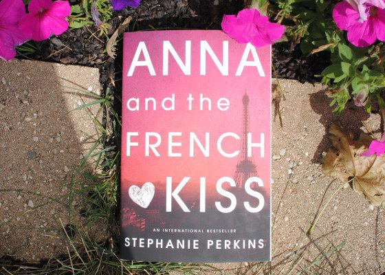 "Anna and the French Kiss, Stephanie Perkins | 17 Books To Read If You Liked ""The Fault In Our Stars"""