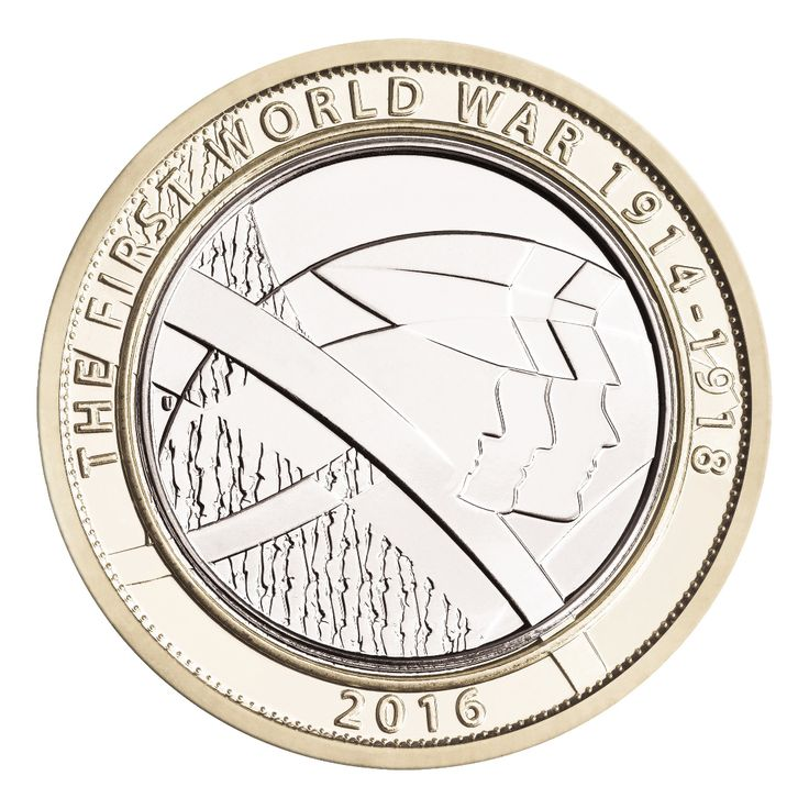 Continuing our commemoration of the centenary of the First World War, a 2016 UK £2 coin will honour the role of the Army in the First World War - 100 years after the Battle of the Somme.
