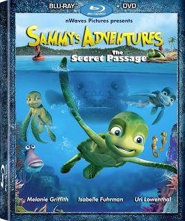Kids Stuff: SAMMY'S ADVENTURES I, II (ΟΙ ΠΕΡΙΠΕΤΕΙΕΣ ΤΟΥ ΣΑΜΜΥ I, II)