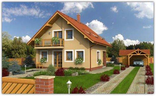 Budgetwoning Padurea-Craiului | Houten huis bouwen