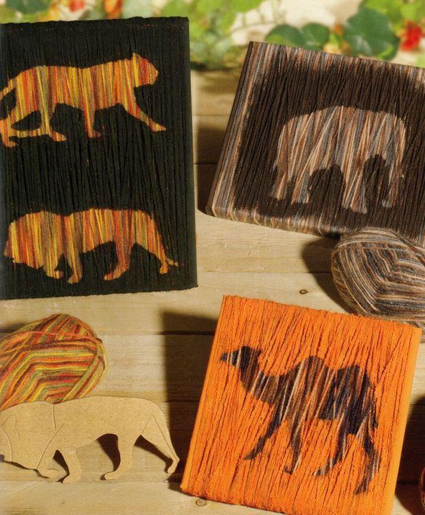 Decoratiuni interioare cu motive africane si asiatice - safari cu ata