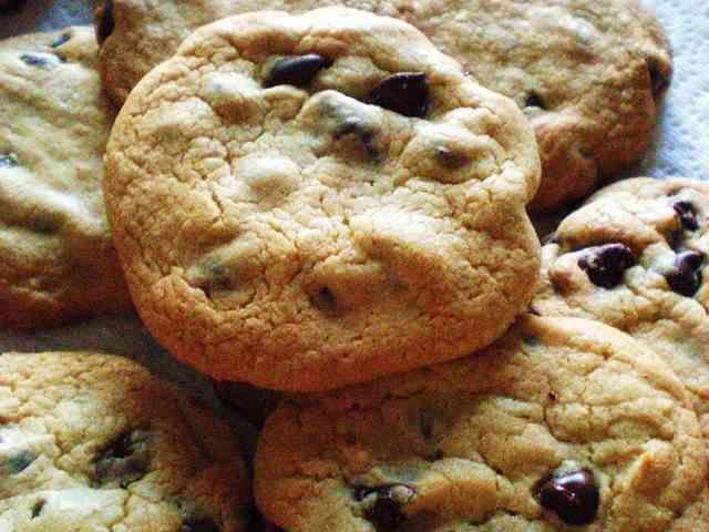 20分で出来るアメリカンクッキー☆の画像