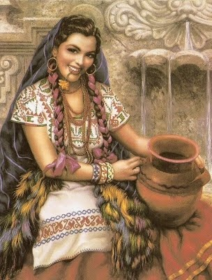 Vestimenta, Mamacita Mexicana, Tradición