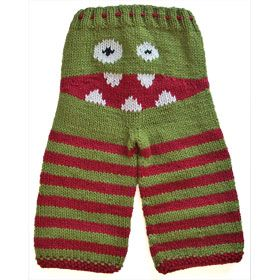I need to knit these for the little man . . .