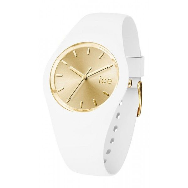 ICE.CC.WGD.U.S.15 - ICE-WATCH Chic  - Yellow Gold - 100 Metres Water Resistant - Free Delivery