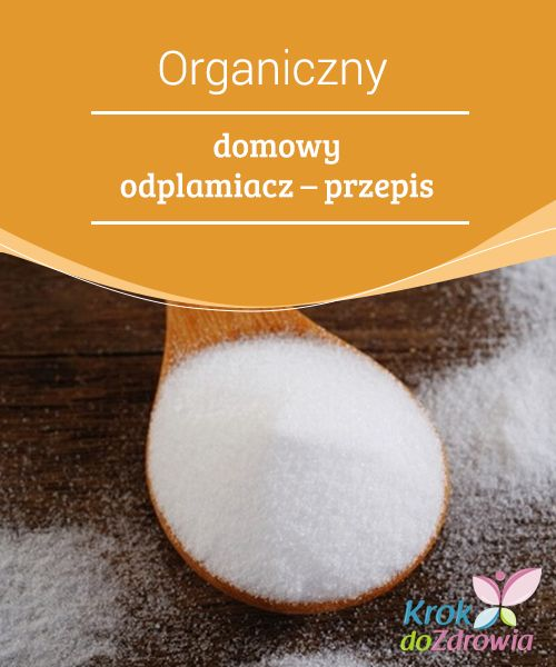 #Organiczny domowy #odplamiacz – przepis  #Przygotowanie własnego detergentu, nie tylko jest zdrowsze dla środowiska, ale #również dla nas i dla naszych najbliższych.