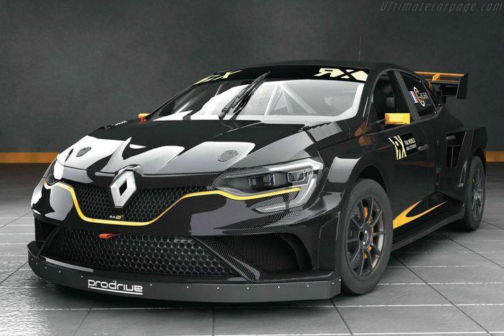 2017 Renault Mégane WRX