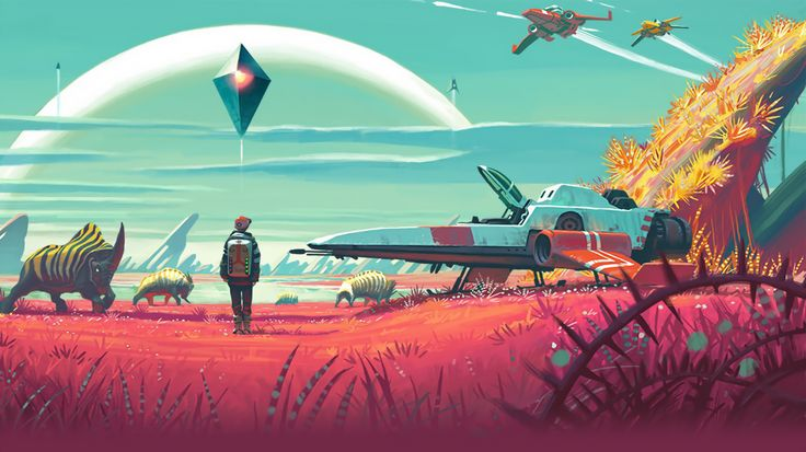Check out 21 minutes of new No Man's Sky gameplay footage: Check out 21 minutes of new No Man's Sky gameplay footage:…