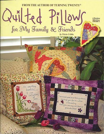 quilted pillows - compartilha tudo - Álbuns da web do Picasa