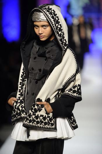 """""""BEYOND DRESS CODES"""" / CONTEMPORARY FASHION DESIGNERS IN DIALOGUE WITH TRADITIONAL GREEK COSTUME   [JEAN PAUL GAULTIER (AW (2010)]"""